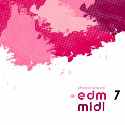 Shockwave EDM MIDI Vol.7 ACID WAV MIDI-DISCOVER